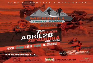 El Merrell Trail Tour Latinoamérica, ahora en Zipaquirá