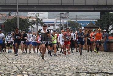 Atleta paralímpico gana la Maratón Valle de Aburrá