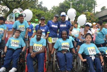 2600 participantes disfrutaron de Corre Por Amor, la carrera de la inclusión social