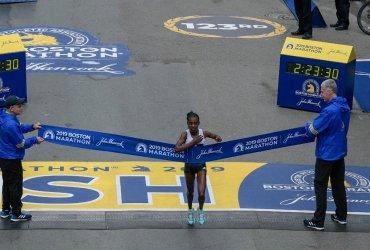 Kenia y Etiopia se quedan con el título de la Maratón de Boston 2019