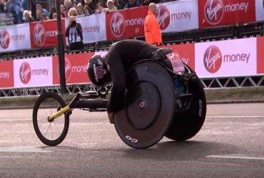 Drama de atleta colombiano en la maratón de Londres