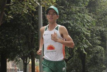 Jeisson Suárez quinto en Dusseldorf, con marca mínima para Mundial y Panamericanos