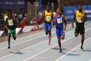 Bernardo Baloyes ganó oro en World Challenge de la IAAF