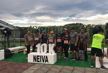 Neiva vivió la fiesta de la Expedición Bodytech 2019