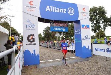 Élite Paralímpica busca la cuarta corona en la Allianz 15K