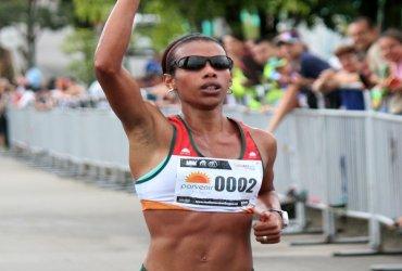 Muriel Coneo logró marca mínima para los Juegos Panamericanos