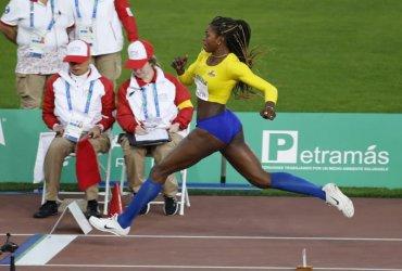 Caterine Ibargüen, quinta en el salto y se despide de los Panamericanos de Lima 2019