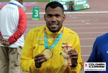 Anthony Zambrano gana oro en los 400 metros de los Panamericanos de Lima