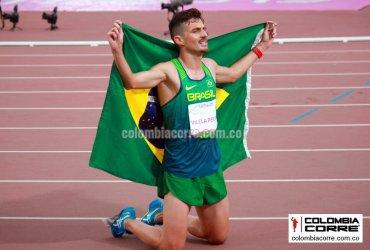 Brasil gana el oro en los 10000 metros panamericanos