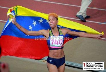 Yulimar Rojas oro en salto triple y nuevo récord panamericano