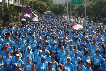 Con nuevos recorridos se vivirá, este domingo 18 de Agosto, Correr es Vivir TENA Medellin