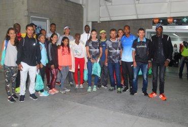 Atletas élite de cinco paises serán protagonistas de los 25 años de la maratón de Medellin