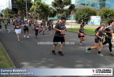 Estos serán los recorridos de la Expedición Bodytech este domingo en Bogotá