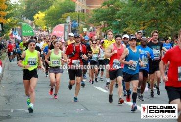 Kenia se quedó con el título de la Maratón de Montreal 2019