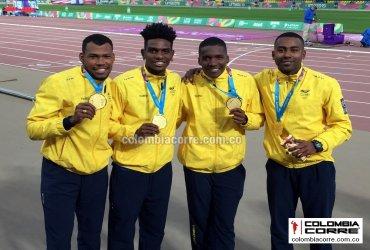 Resultados de los colombianos en el mundial de atletismo en Doha