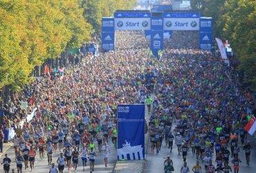 Resultados de los colombianos en la Maratón de Berlin 2019