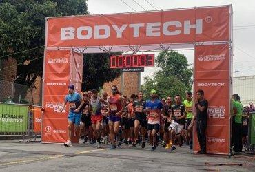 Más de 1.000 corredores en la Expedición Bodytech en Pereira