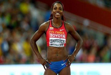 Caterine Ibargüen se clasifica a la final de salto triple en el mundial de Doha