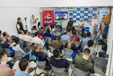 Se presentó la Allianz 10k de la Luz 2019 en Cali