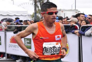 Jeisson Suárez se coronó campeón en Venezuela