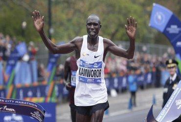 Triunfo de Kenia en la Maratón de Nueva York