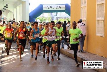 Jeisson Suárez y Merly Díaz ganaron la 10k de Cartagena