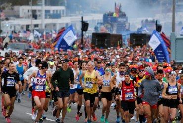 216 colombianos finalizaron la Maratón de Nueva York 2019