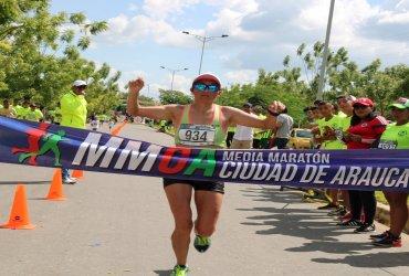 Llega la segunda edición de la Media Maratón de Arauca