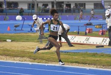 Antioquia campeón del atletismo de los Juegos Nacionales 2019