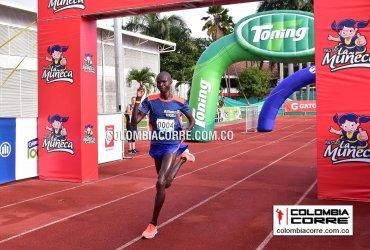Kenia y Colombia se quedan con el título de la Carrera Atlética Río Cali 2019