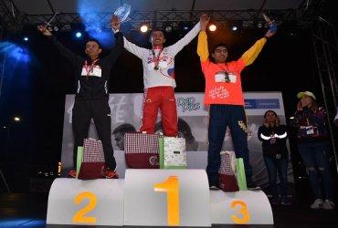 El bogotano Gustavo Buitrago ganó el TRTNS Trail Medellín