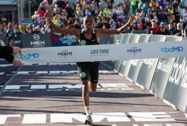 Tanzania y Perú se quedan con el título de la Maratón de Miami 2020