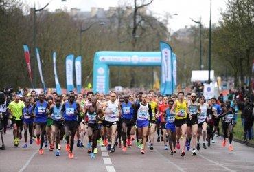Se aplaza la media maratón de París por coronavirus