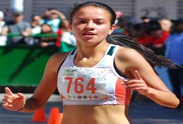 Alejandra Sierra cuarta en el Panamericano de Cross Country en Canadá