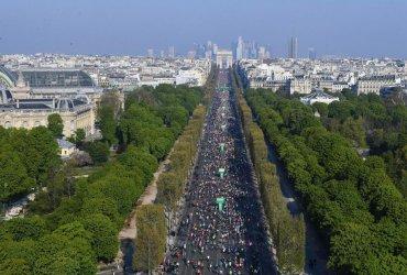 Se aplaza la Maratón de Paris 2020