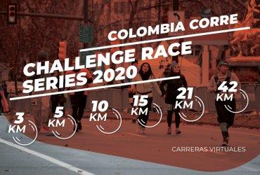 Se da inicio a la primera carrera del Challenge Race Series 2020