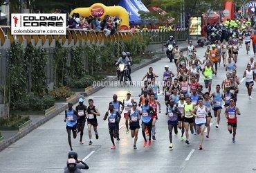 Aplazada la maratón Medellin 2020