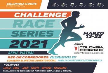Inicia el Challenge Race Series 2021