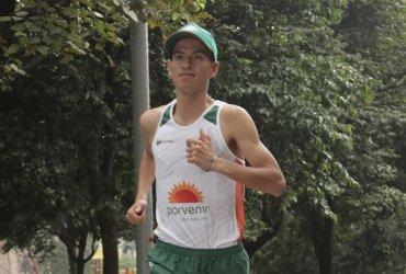 Jeisson Suárez establece nuevo récord nacional de maratón y clasifica a los Juegos Olímpicos de Tokio