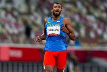 Anthony Zambrano, mucho más que una plata olímpica