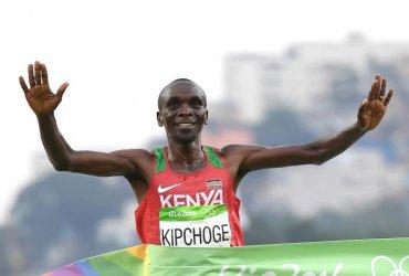 Eliud Kipchoge repite el título de la maratón olímpica en Tokio