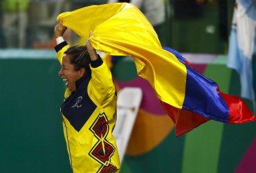 Mayerli Buitrago gana medalla de plata en los Juegos Paralímpicos de Tokio 2020
