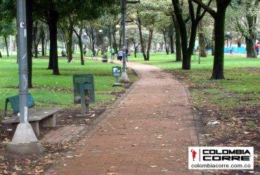Rutas - Parque El Virrey Bogotá